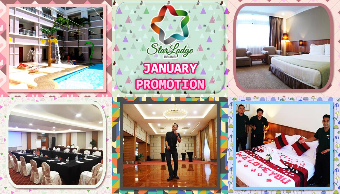 January Promotion 2018!